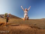 Tourist Attitude at Volcano 2 220914