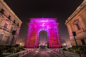 drspeed_photo©christophe_ran_Montpellier Coeur Ville Lumieres DRI4 Pink 011216-1