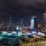 Quartier Sathorn de Bangkok