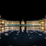 Diamond Reflection (Bordeaux)