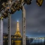 La Tour Eiffel en cage