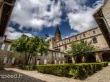 Cloatre Abbaye de Tornus